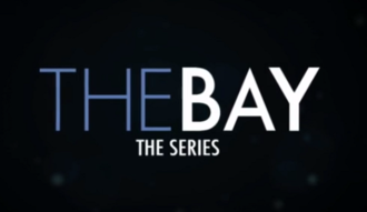 The Bay (web series) - Image: The Bay TV title