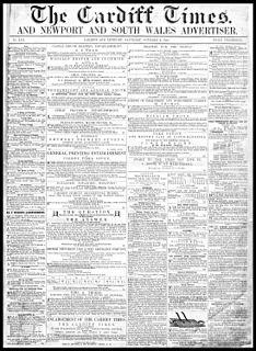 <i>The Cardiff Times</i>