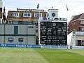 The County Ground, Hove - the lunchtime score - geograph.org.uk - 2406172.jpg