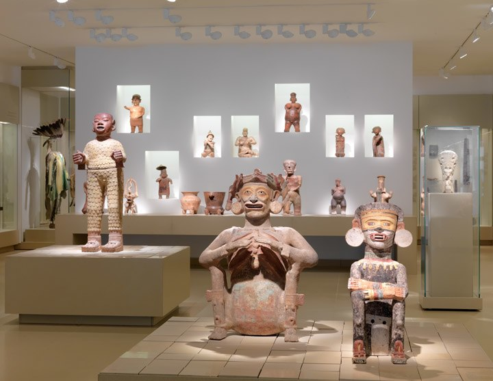 The Faith-dorian and martin wright gallery of North American art (2)