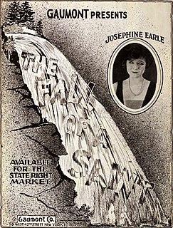 <i>The Fall of a Saint</i> 1920 film