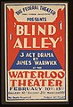 "The Federal Theater, Works Progress Administration presents ""Blind Alley,"" LCCN98510182.jpg"