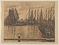 The Fishing Fleet (Flotille de pêche) MET DP838464.jpg