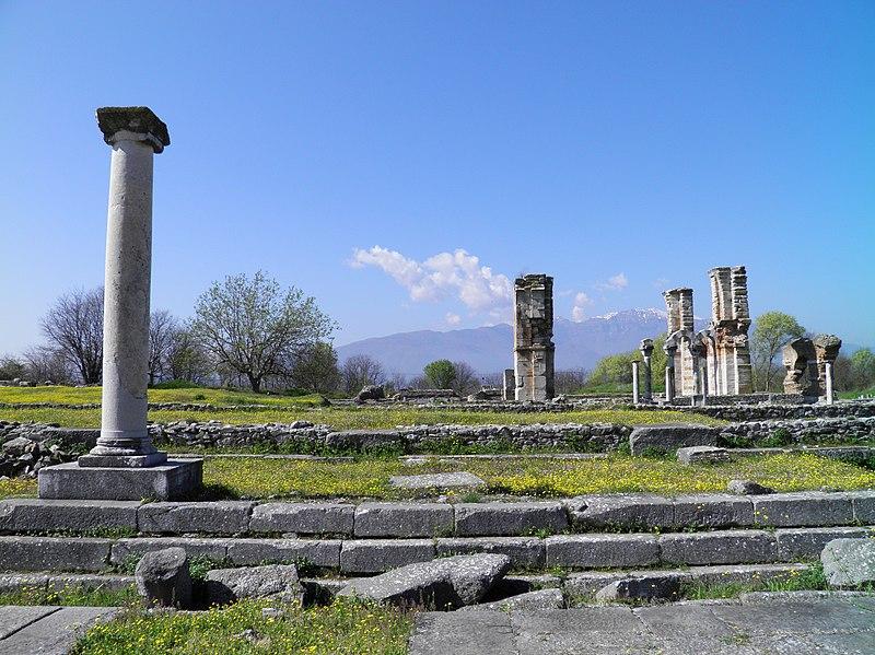File:The Forum, Philippi (7272553128).jpg