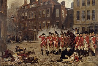 Social movement - The Gordon Riots, depicted in a painting by John Seymour Lucas