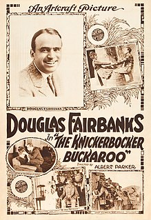 <i>The Knickerbocker Buckaroo</i> 1919 film by Albert Parker, Arthur Rosson