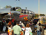 The Panchito of the doolittle raid at Homestead air show 2009.JPG
