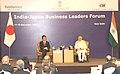 The Prime Minister, Shri Narendra Modi and the Prime Minister of Japan, Mr. Shinzo Abe addressed the India-Japan Business Leaders Forum, in New Delhi on December 12, 2015.jpg