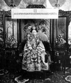 The Qing Dynasty Ci-Xi Imperial Dowager Empress of China Photographed in 1900s.PNG