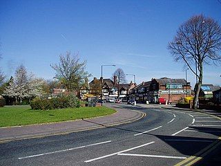 Firswood human settlement in United Kingdom