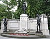 The Rifle Brigade Memorial, Grosvenor Gardens, Westminster.jpg