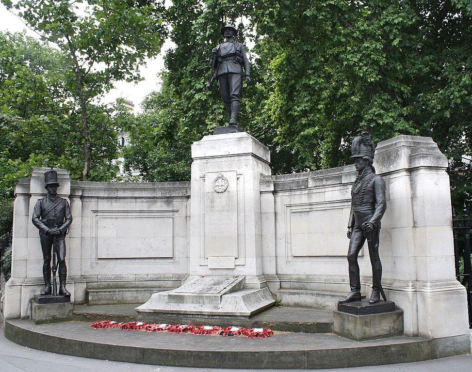 File The Rifle Brigade Memorial Grosvenor Gardens