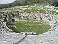 The Roman theatre, built in the mid-2nd century AD, Xanthos, Lycia, Turkey (8825117540).jpg