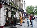 The Sherlock Holmes Museum, 221b Baker Street - geograph.org.uk - 1357943.jpg