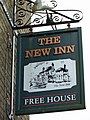 The Sign of the New Inn, Great Limber - geograph.org.uk - 1671197.jpg