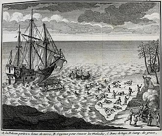 Battle of Hudson's Bay - Image: The Sinking of the Pelican