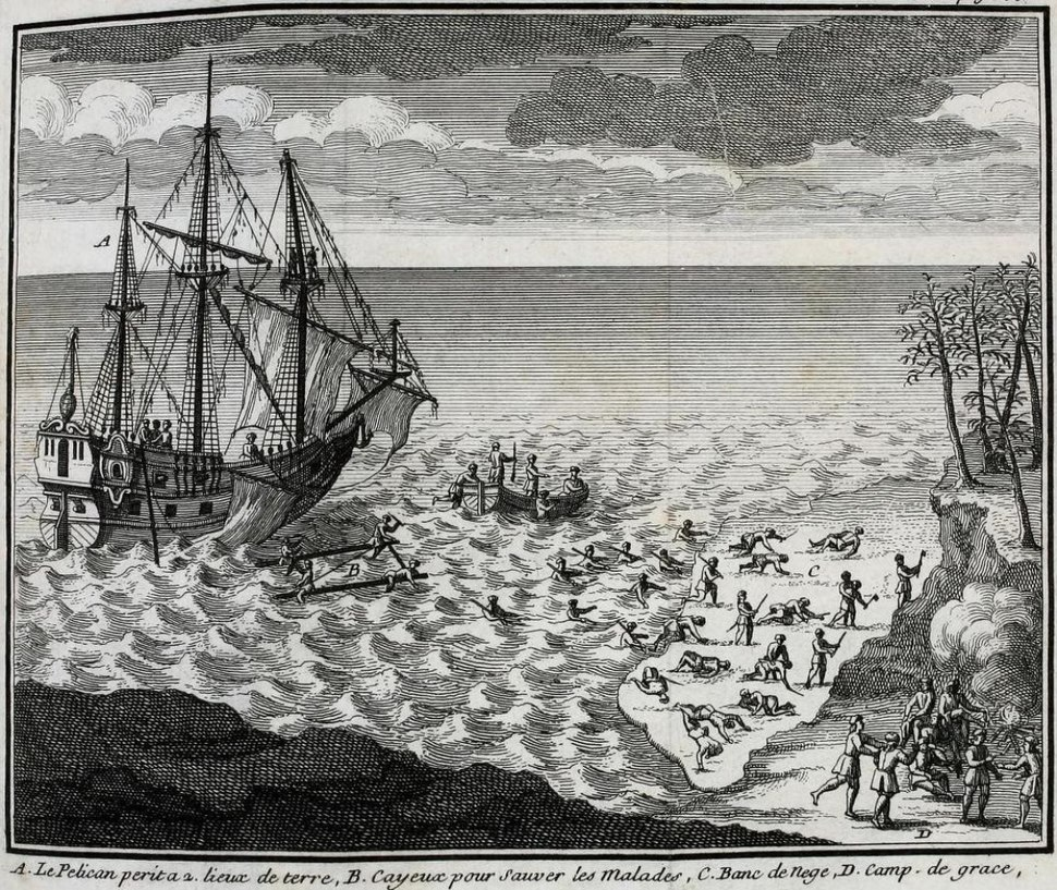 The Sinking of the Pelican
