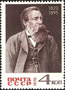 Resultado de imagem para SELO DE Friedrich Engels