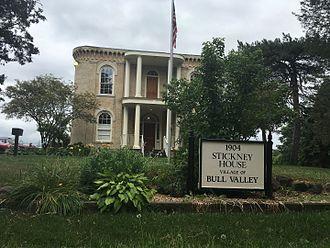 George Stickney House - Stickney House
