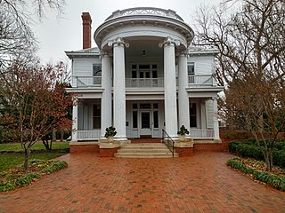 Garland Scott and Toler Moore Tucker House United States historic place
