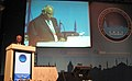 The Union Minister for Labour and Employment, Shri Mallikarjun Kharge addressing the XIX World Congress on Safety and Health at Work, in Istanbul, Turkey on September 14, 2011 (1).jpg