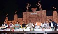 "The Union Minister for Tribal Affairs, Shri Jual Oram at the inauguration of the ""Aadi Mahotsav"" a Celebration of the spirit of Craft, Culture, Cuisine & Commerce, organised by the Ministry Tribal Affairs, in New Delhi (1).JPG"