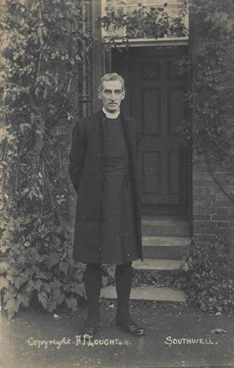 William Conybeare (Provost of Southwell) - The Very Rev William James Conybeare
