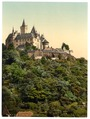 The castle, Wernigerode, Hartz, Germany-LCCN2002713841.tif