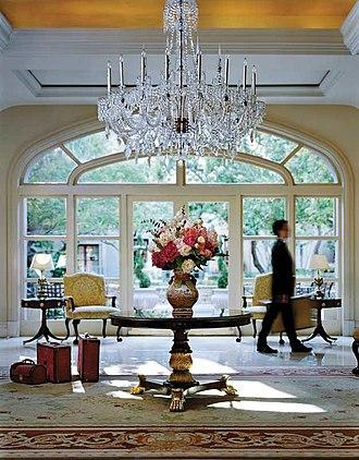 Langham Hospitality Group - Lobby of The Langham Huntington, Pasadena