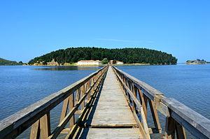 Zvërnec Island - Zvërnec Island