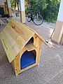 The mounted pet house, almost finished.jpg
