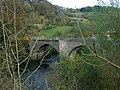 The old bridge at Kirkfieldbank - geograph.org.uk - 75504.jpg