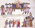 The widow Danielis goes to Constantinople to meet with Emperor Basil.jpg
