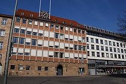 Theresienstraße in Nürnberg