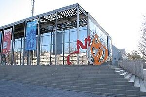 Thessaloniki Olympic Museum - Logotype