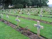 Thiepval Anglo-French Cemetery (September 2010) 2
