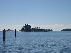 Thimble Islands - Thimble Islands.