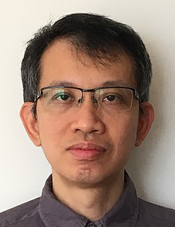 Dinh Tien-Cuong Vietnamese-French mathematician