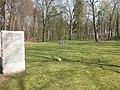 Tilsit Waldfriedhof Gräberfeld.JPG