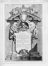 Title page of the Grand Oppenord 1710 - Kalnein 1995 p49.jpg