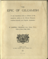 Titlepage The-Epic-of-Gilgamish 1928 by-Reginald-Thompson-Campbell died-1941.xcf