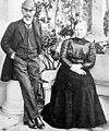Titzenthaler - Ernst von Heydebrand und der Lasa mit seiner Ehefrau.jpg