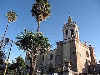 Tlaltenango de Sánchez Román Municipality Place in Zacatecas, Mexico