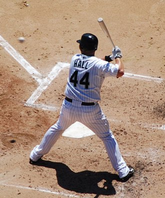 Toby Hall - Hall with the Chicago White Sox