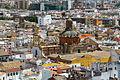 Toits église Santa Cruz Séville Espagne.jpg