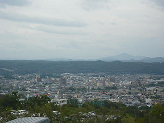 Toki, Gifu - View of Toki city