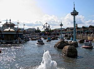 Port Discovery (Tokyo DisneySea) - Port Discovery's Attraction Aquatopia