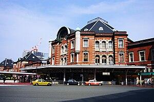 日本の鉄道駅's relation image