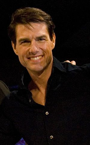 Scientology controversies - Image: Tom Cruise Dec 08MTV
