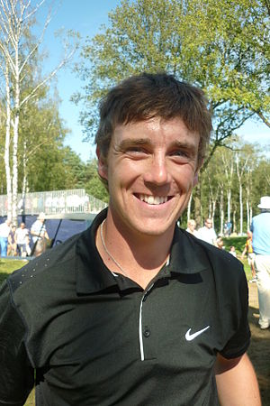 Tommy Fleetwood - KLM Open 2012